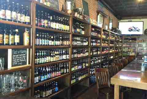 The Bottle Shop Growlers and Take Out Beer Dallas