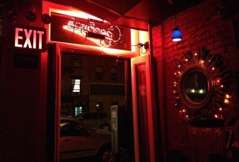 Boxcar Lounge A New York Ny Bar