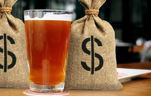The 5 countries with the most expensive beer in the world