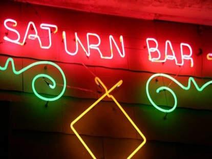 Saturn Bar New Orleans