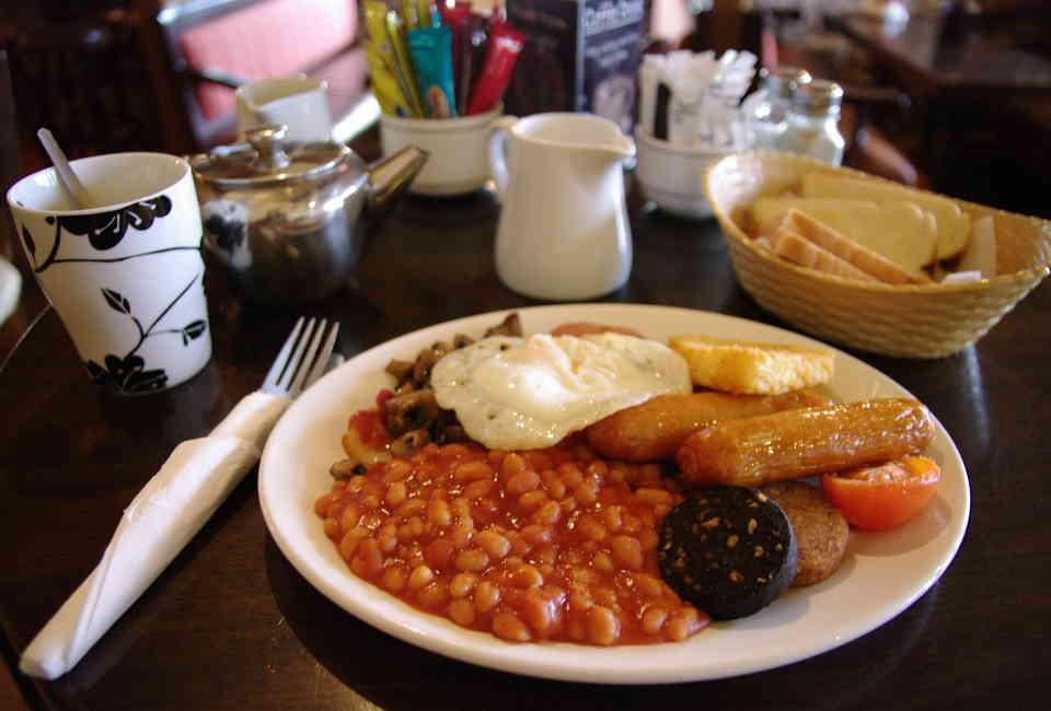 Best Breakfast in the World - Traditional Breakfast from