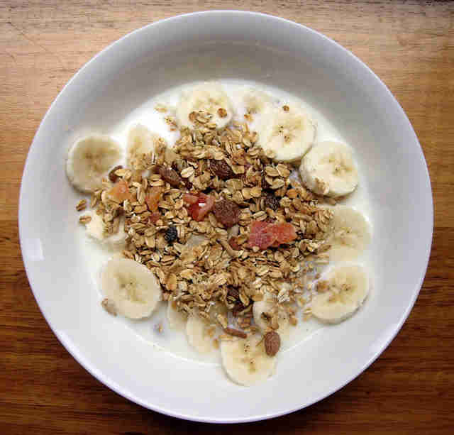 muesli switzerland
