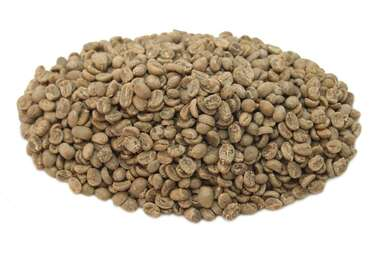 unroasted kop luwak beans