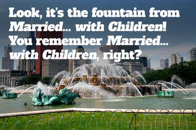 Buckingham fountain CHI