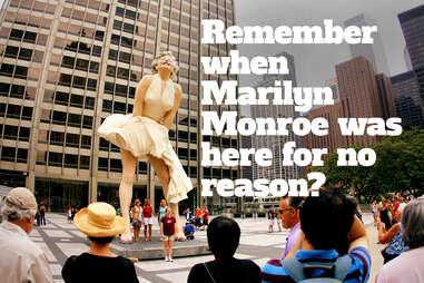Marilyn Monroe CHI