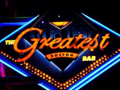 The Greatest Bar Boston