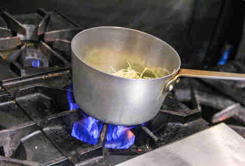 pot cooking