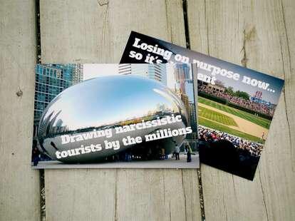 CHI Postcards