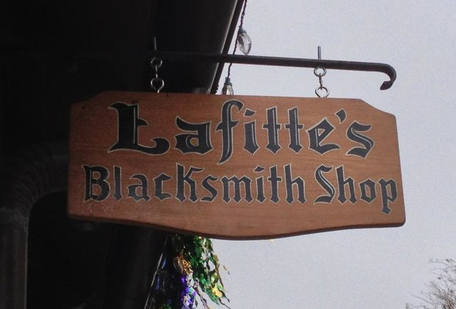 Lafitte\'s Blacksmith Shop