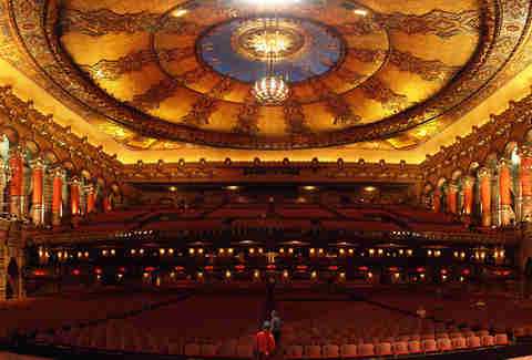 Fox Theatre 10 Reasons to visit Detroit