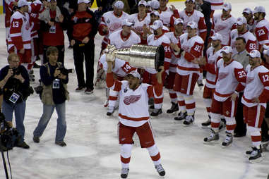Red Wings 10 Reasons to visit Detroit