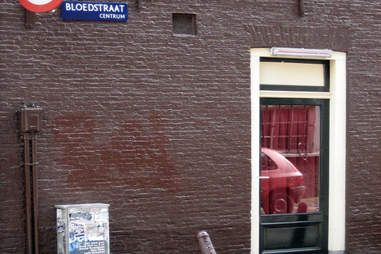 Red Light District Tour Amsterdam