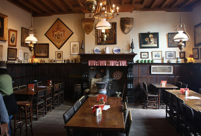 15 of the world\'s oldest bars (the beer\'s fresh, though)