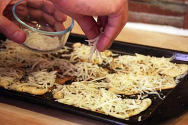 Pizza Nachos Italiano