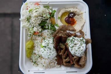 Mr. Gyros dish