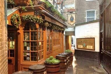ye old mitre inn