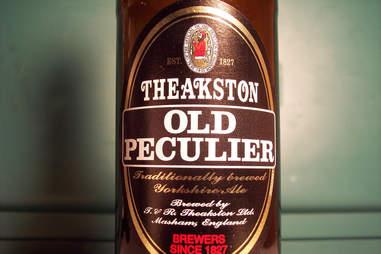 Old Peculier, Theakston Brewery, Masham