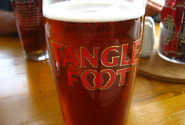 Bishops Finger, Santa\'s Butt, and 11 other Brit beers with really weird names