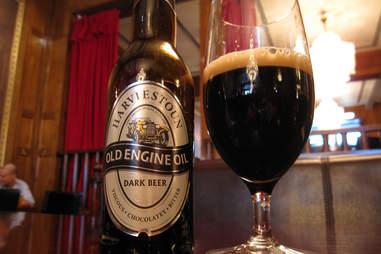 Old Engine Oil, Harviestoun Brewery, Clackmannanshire, Scotland