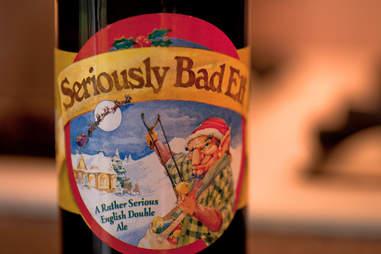 Seriously Bad Elf, Ridgeway Brewing, South Stoke