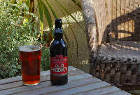 Old Hooky, Hook Norton Brewery, Oxon