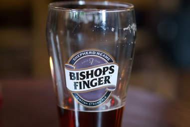 Bishops Finger, Shepherd Neame Brewery, Kent