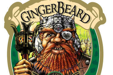 Ginger Beard, Wychwood Brewery, Oxfordshire