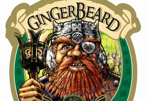 Ginger Beard, Wychwood Brewery, Oxfordshire
