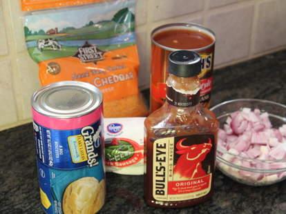 dip ingredients