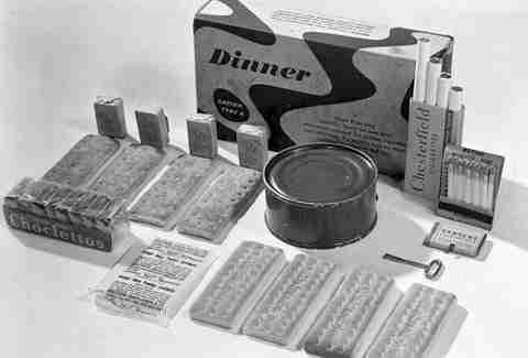 military rations