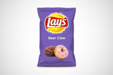 Lay's Bear Claw