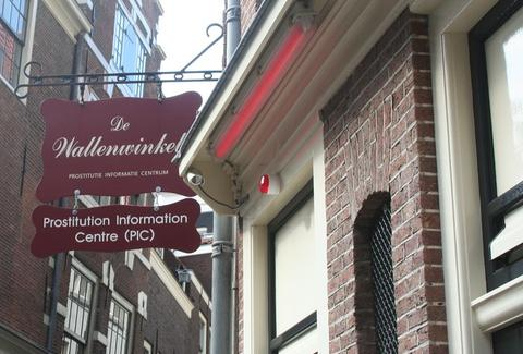 Prostitution Information Center - De Wallenwinkel Amsterdam