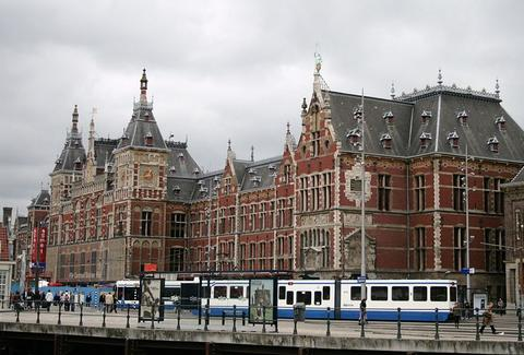 Station Amsterdam Centraal Amsterdam