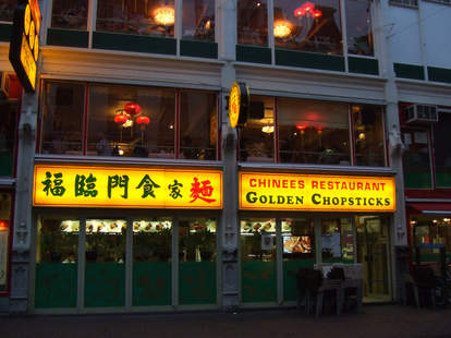 Golden Chopsticks Amsterdam
