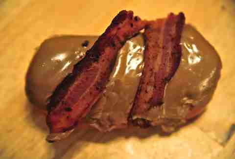 Bacon Maple Bar Voodoo Doughnuts DEN