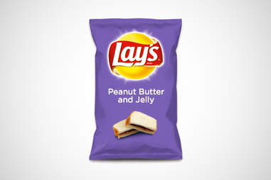 Lay's Peanut Butter and Jelly