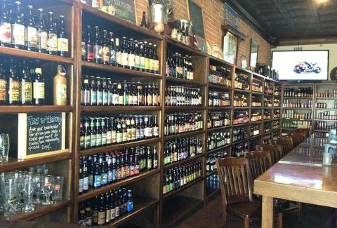 World Beer Company Bottle Shop DAL