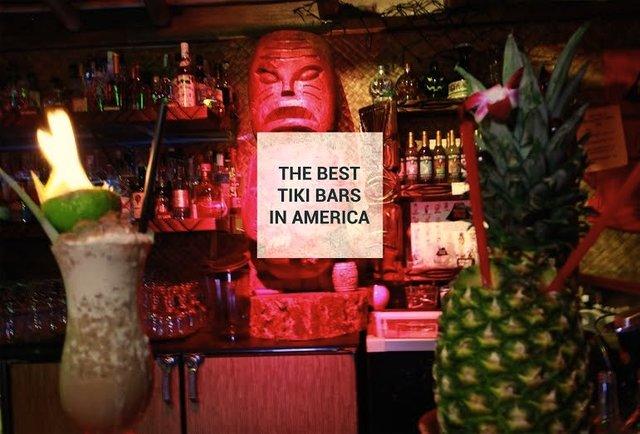 Best Tiki Bars In America Thrillist