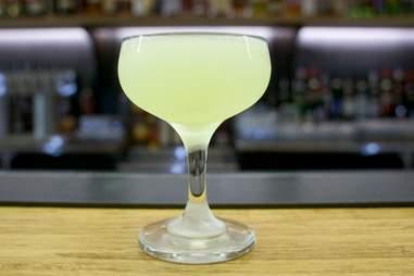 gin cocktail at TILT