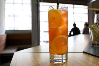 rum cocktail TILT
