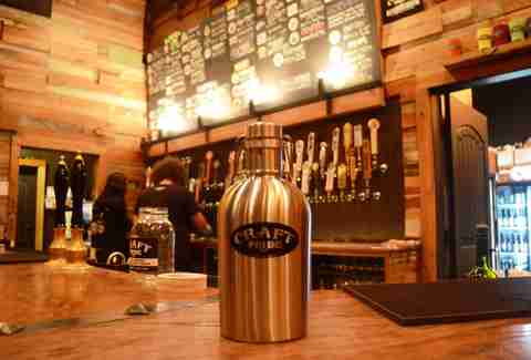 Craft Pride Growlers Austin