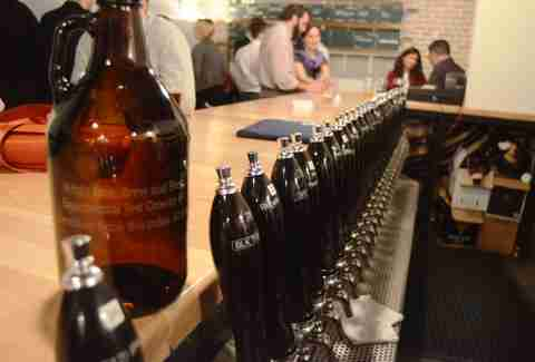 Wright Bros Brew & Brew Growlers Austin