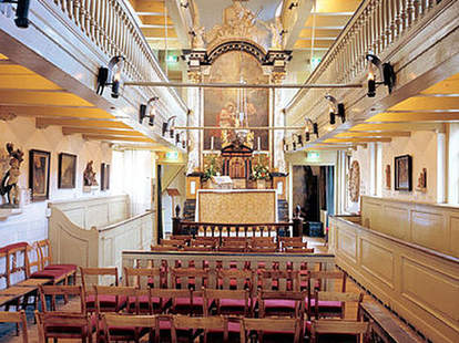 Museum Ons' Lieve Heer op Solder (Our Lord in the Attic) Amsterdam
