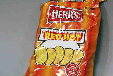 herr's red hots