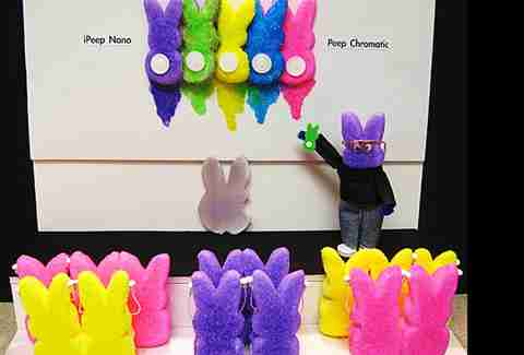 Peeps Steve Jobs Apple