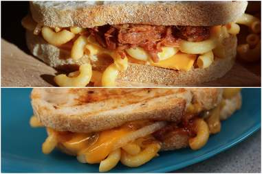 food network's grilled cheese
