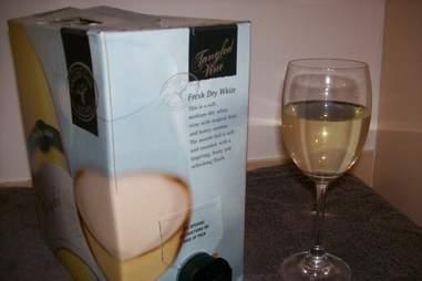 boxed wine goon