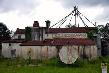 Esco Feed Mill