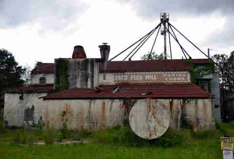 Esco Feed Mill