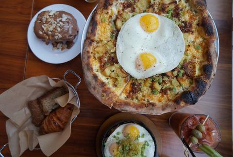 Area Four Best Brunches BOS